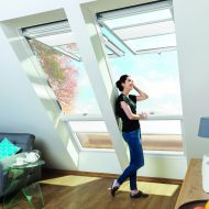 FAKRO new preSelect² top hung and pivot window