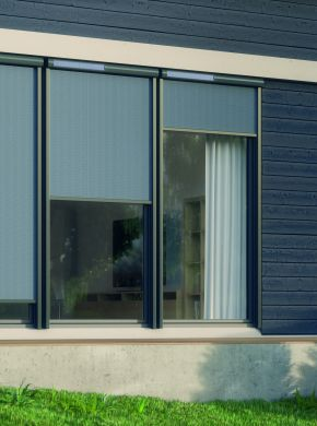 FAKRO awning blinds for vertical windows